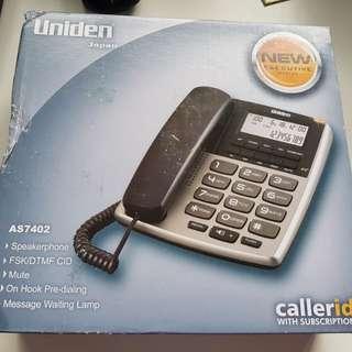 Uniden AS7402 deskphone