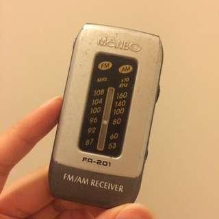 Manbo FM/AM Receiver