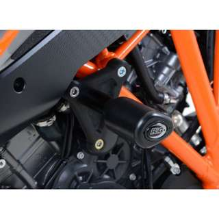 Crash Protectors - Aero Style for KTM Superduke 1290 GT '16-