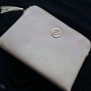 #50under Dusty pink bag