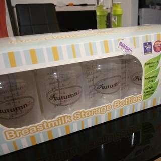 Autumn Breastmilk Storage Bottles