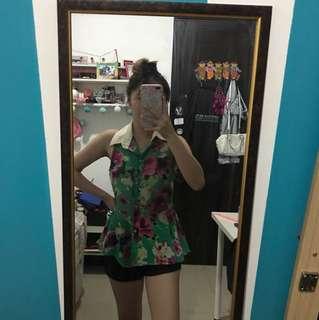 flower tshirt