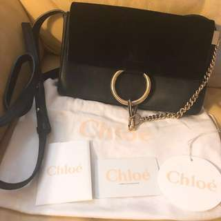 90%new Chloe Faye bag