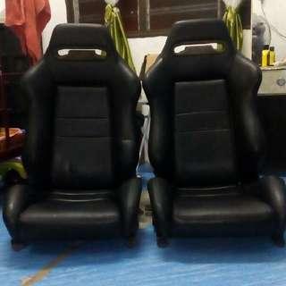 SEAT RECARO EVO 2