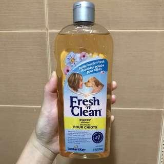 Shampoo Anjing Fresh 'N Clean for Puppy