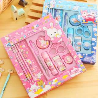 9 pcs stationery sets for boys and girls #1212YES
