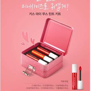 [PO] KISS MY MOUSSE TINT KIT NATURE REPUBLIC