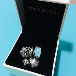 可議價全新Pandora 海洋系列