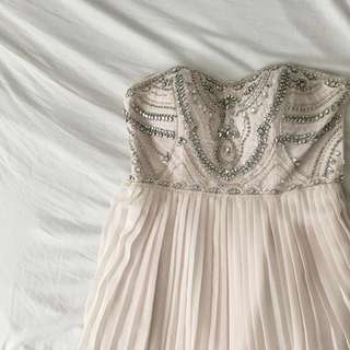 Faded Pink Gown