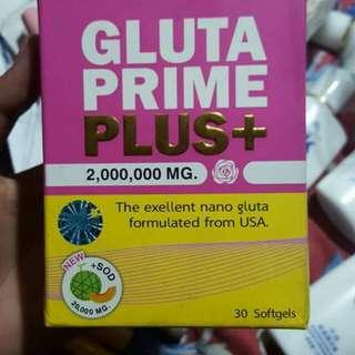 GLUTA PRIME SOD