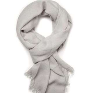 Forever 21 Grey Scarf