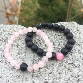 His & Hers Couple Bracelet Set