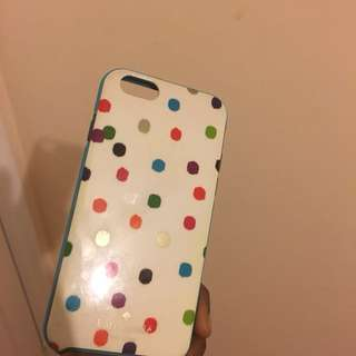 Kate spade I phone 6 case
