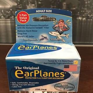 EarPlanes - 5 pairs Value Pack