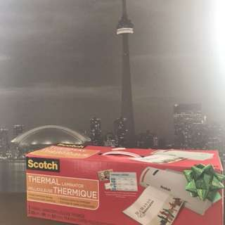 Scotch Thermal Laminator