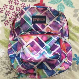 Jansport School Bag