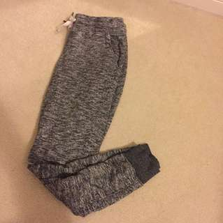 Garage • Peppered grey joggers