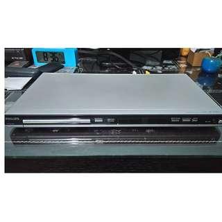 Philips DVD / CD player deck for hifi stereo or av amplifier