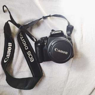 Canon EOS 400D (First Hand)