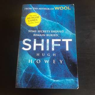 Shift by Hugh Howey