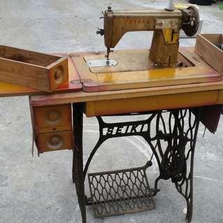 早期縫紉機