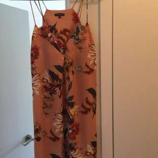 Warehouse London Floral Dress