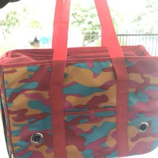 Pet tote bag