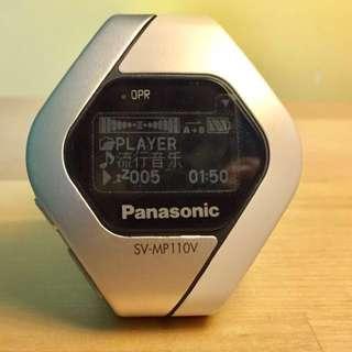 Panasonic MP3 機 (有錄音和收音機功能)