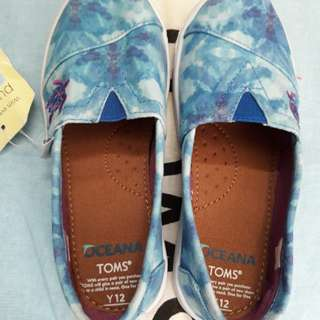 BNEW Toms Shoes
