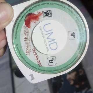 PSP UMD