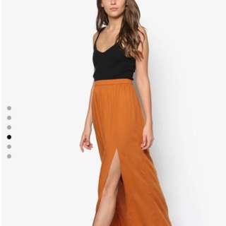 VERO MODA Sultry Maxi Skirt