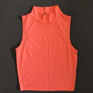 Cotton On High Neck Top
