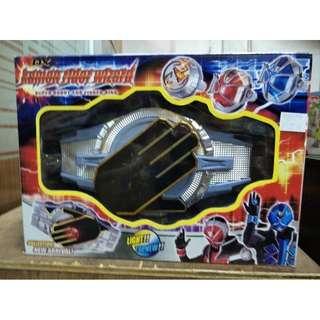 Kamen Rider Wizard Belt