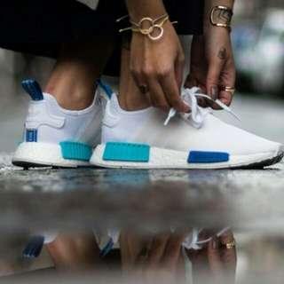 愛迪達白色Adidas nmd 尺碼U.S. 9.5