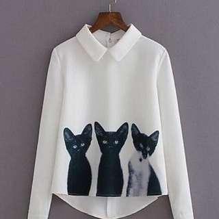 Kitty blouse