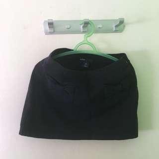 Original Gap Kids Black Skirt
