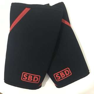 SBD Knee Sleeves size: Large (L)