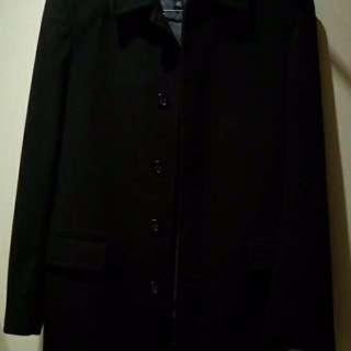 Banana Republic Men's Tri-blend car coat (size small)