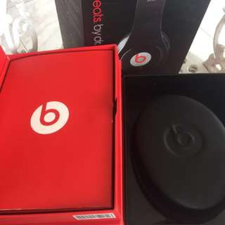 beats by dr dre studio (wired)