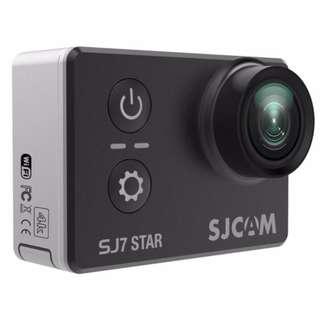 SJCAM SJ7 Star 4K Action Camera (Brand New)