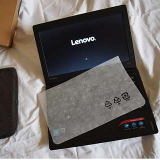 RUSH LENOVO 100S (with brand new desktop vacuum cleaner)