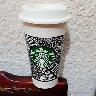 Authentic starbucks tumbler cup
