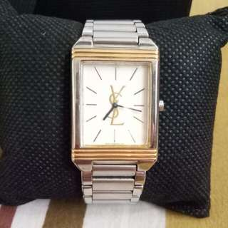 Authentic ysl watch
