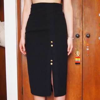 Vintage Business Skirt