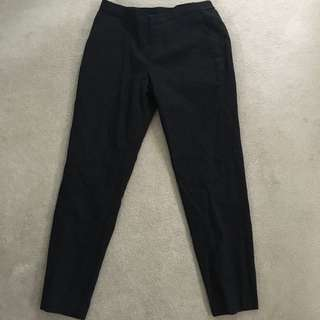 Uniqlo wool pants