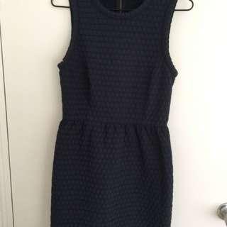 Tokito Navy Dress size 8