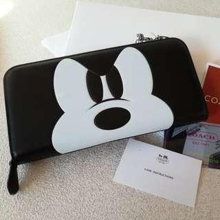 Coach x Disney Wallet 8e012b85ab