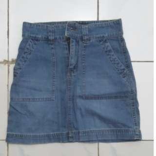 Rok jeans brand NRC enerqie