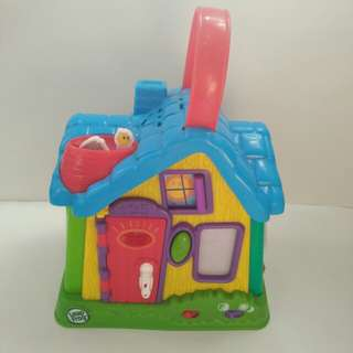leapfrog discovery house