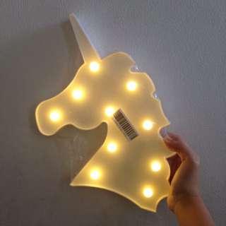 Unicorn LED Lamp